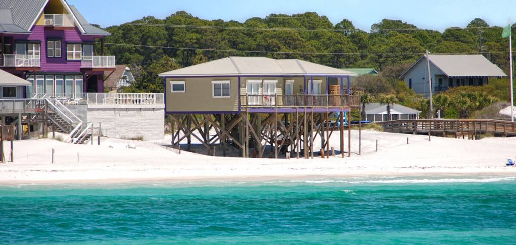 2 Bedroom Vacation Homes on 30A